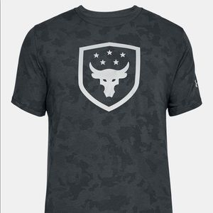 Project Rock Bull Shield
